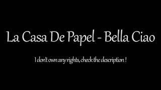 La Casa De Papel - Bella Ciao (1 Hour) - Money Heist
