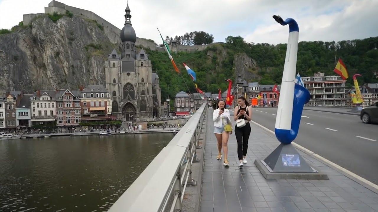 اجمل مدينة في بلجيكا دينانت