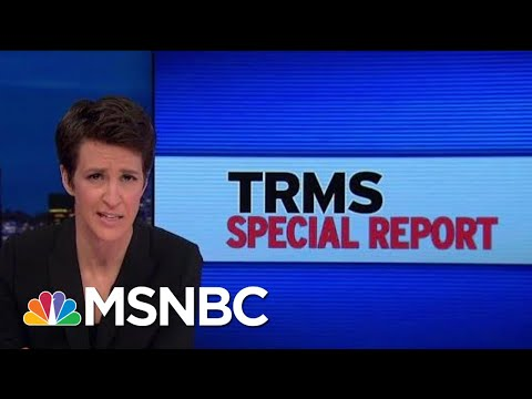 Fmr VP Spiro Agnew Sought Saudi Millions To Fight 'Zionists': Document   Rachel Maddow   MSNBC