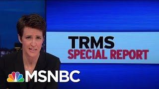 Fmr VP Spiro Agnew Sought Saudi Millions To Fight \'Zionists\': Document | Rachel Maddow | MSNBC