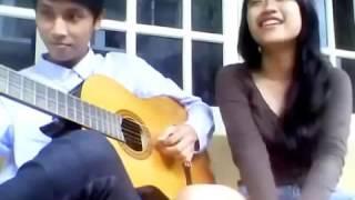 Cassandra  ~ Cinta Terbaik Cover Dimas Ganteng Feat Lintang Cantik