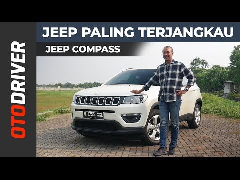 Jeep Compass 2019 Review Indonesia | OtoDriver