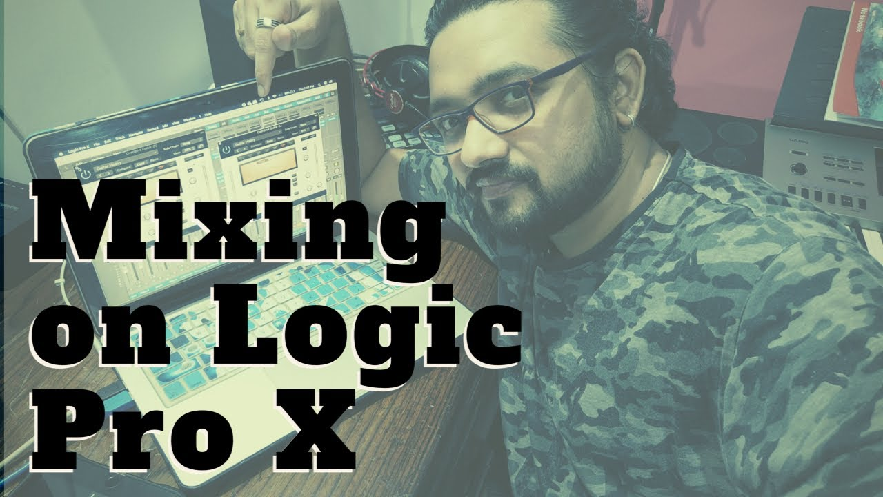 This Is How I Mixed My Recent Song On Logic Pro [Inside The Song Pt 3]
