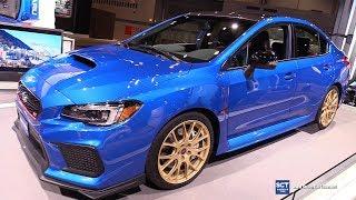 2018 Subaru WRX STI Type RA - Exterior and  Interior Walkaround - 2018 Chicago Auto Show