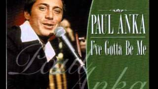 Watch Paul Anka Love makes The World Go round video