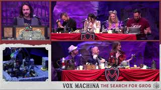 A Critical Ending | Critical Role Highlight | Vox Machina : The Search for Grog