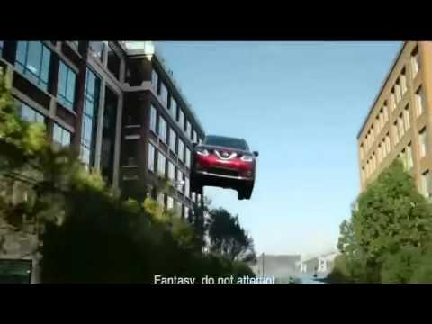 Nissan Commercial Song >> Commute Nissan Rogue Tv Commercial Song By M I A Youtube