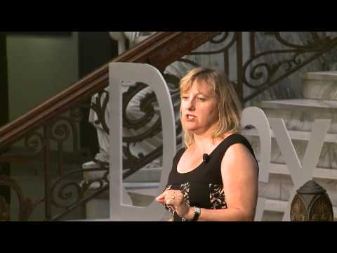 The NEXT phase of your life -- is it waxing or waning? Larissa Milne at TEDxDrexelU