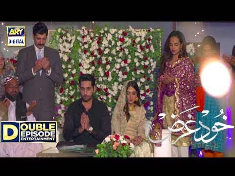Khudgarz - Episode 9 & 10 - 16th Jan 2018 - ARY Digital Drama