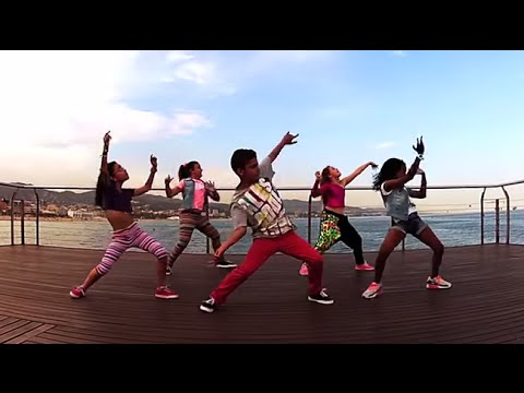 Best Dancehall Dance Choreography June 2017 Dance Mix| VPlus