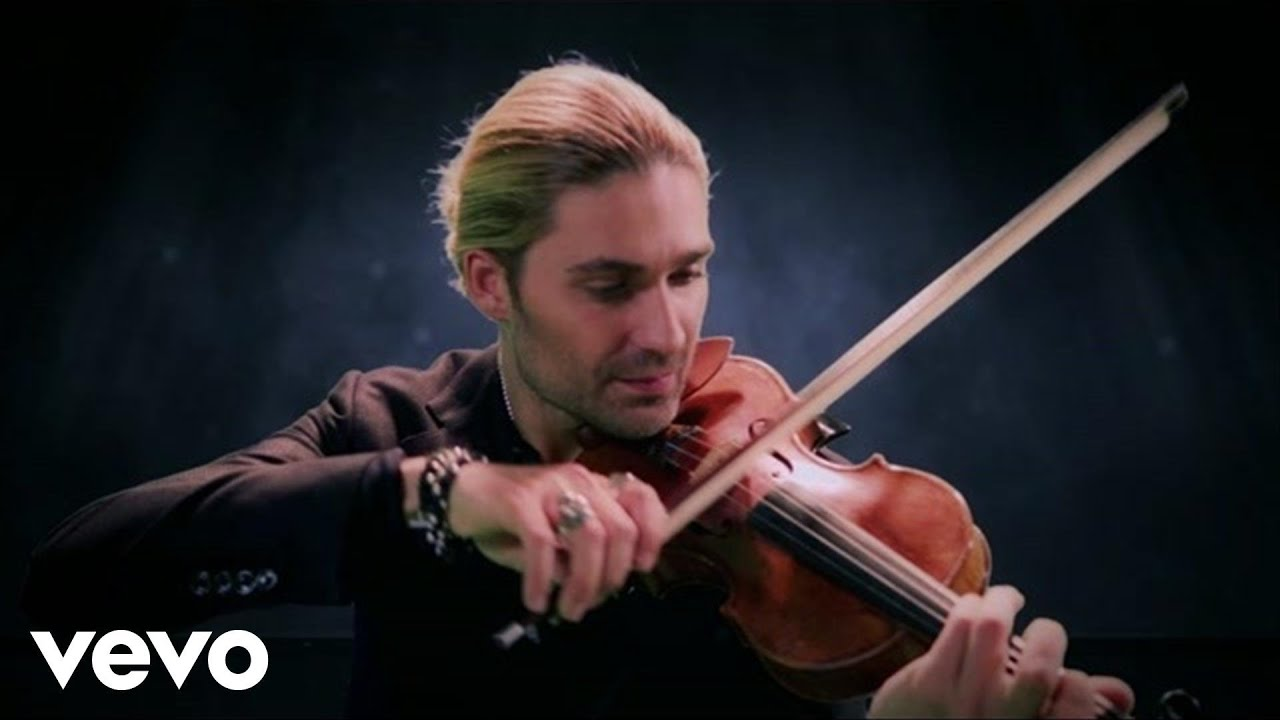 David Garrett Viva La Vida Youtube