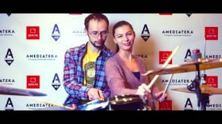 Презентация сериала Винил. Омск. 15 февраля 2016