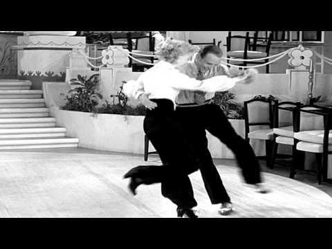 Fred Ginger Tap Dance Routine From The Film Roberta Youtube