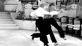 Fred & Ginger - Tap Dance Routine From The Film