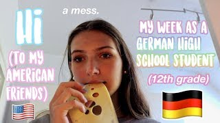 my life back in Germany – finally a VLOG IN ENGLISH ;)