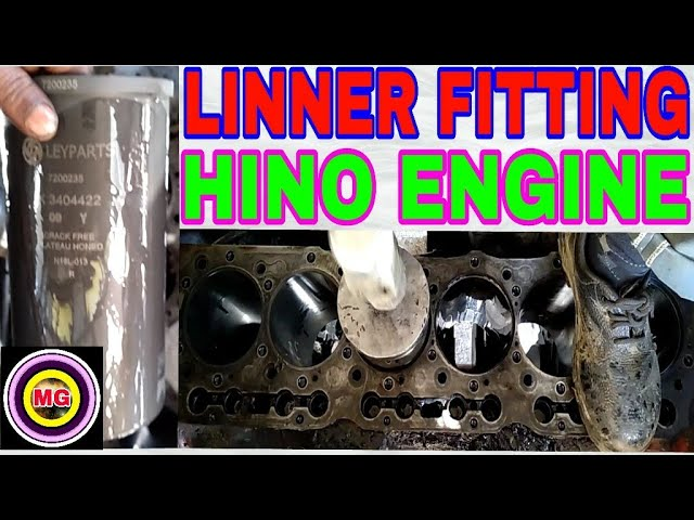 How To Head Fittings For Ashok Leyland Hino Earo Ll By Mechanic Gyan
