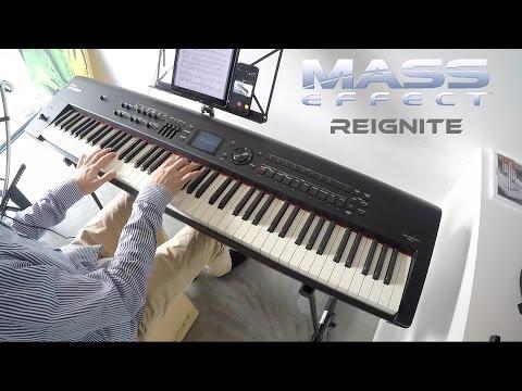 Mass Effect Reignite - Malukah - Piano Cover [SHEET MUSIC]