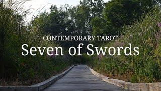 Seven of Swords in 3 Minutes