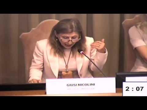Giusi Nicolini | Mayor of Lampedusa and Linosa | The Migration Experience