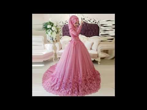 Фото мусульманские платья