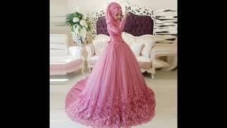 Мусульманские и вечерние платья 2017-2018 для прекрасных леди