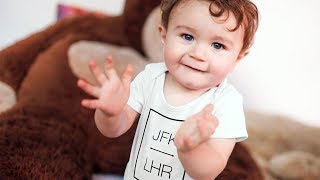 Top Cute Baby Clapping Moments