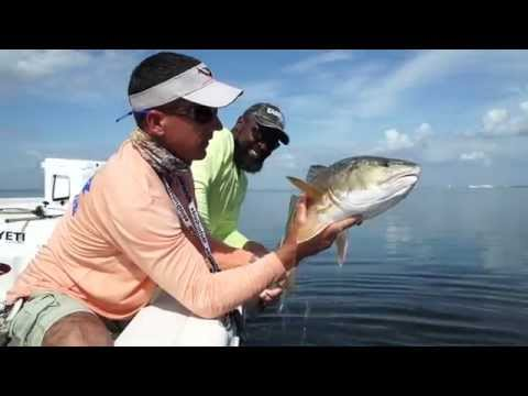 Reel Time Florida Sportsman - Tampa Bay Pothole Gold