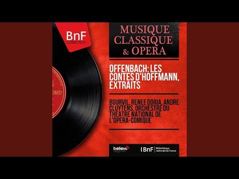 """Les Contes D'Hoffmann, Act III: Entracte - Barcarolle. """"Belle Nuit, ô Nuit D'amour"""" (Giulietta,..."""