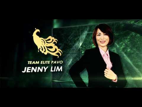 Team Elite Pavo - Jenny Lim