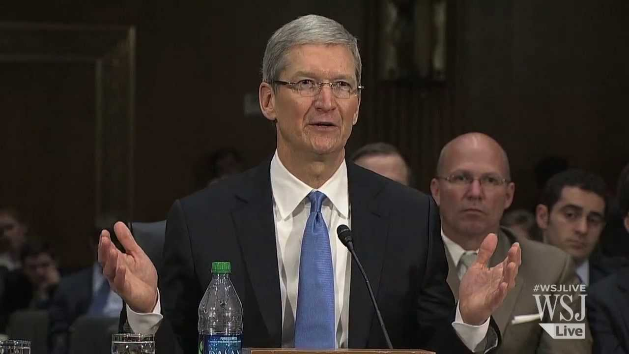 Apple CEO Tim Cook Not 'Bringing Money Home' at Current ...