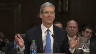 Apple CEO Tim Cook Not 'Bringing Money Home' at Current Tax Rate