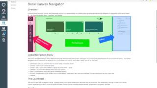 Canvas Basic Course Navigation as a Student