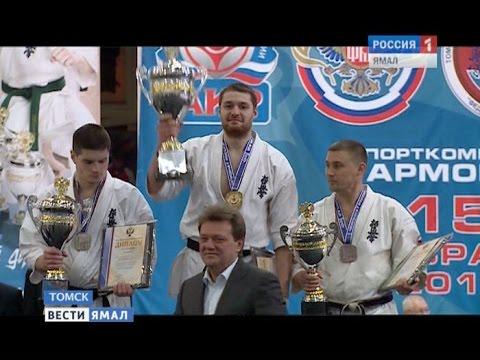 Ямальский спортсмен Артур Тилов стал чемпионом России по карате-кекусинкай