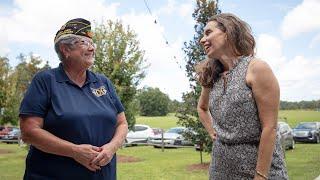 Florida American Legion welcomes home Afghanistan veterans