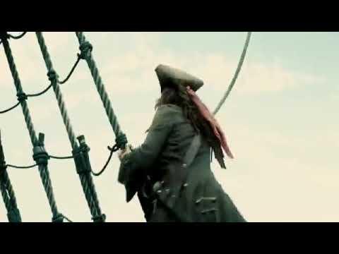 Captain Jack Sparrow Thanni oruvan Dialogue Mass scene tamil