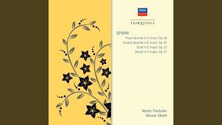 Spohr: Octet in E Major, Op. 32 - 3. Andante con variazioni. Tema di Händel