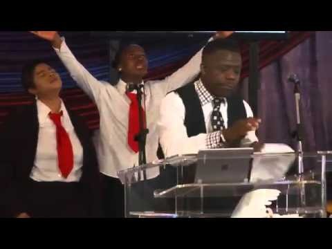 Holy Spirit Taking Over A Services - Benjamin Dube