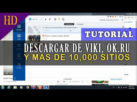 descargar videos de ok.ru
