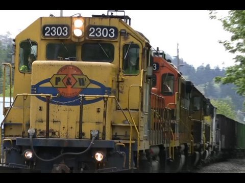 Car Hit By  Trains