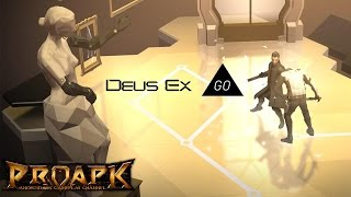 Deus Ex GO by SQUARE ENIX Ltd ANDROIDiOSiphoneipad  SUBSCRIBE PROAPK FOR MORE GAMES  httpgoogldlfmS0  FROM THE