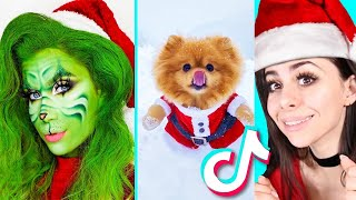 Most Amazing Christmas TikTok Compilation !