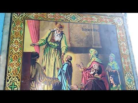 Кто не может зачать ребёнка молитесь перед иконой Введения во Храм