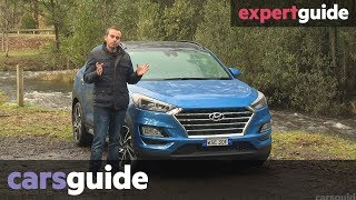 Hyundai Tucson 2018 Review