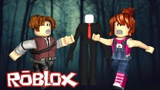 Roblox - O JOGO MAIS ASSUSTADOR (Stop it, Slender! 2)