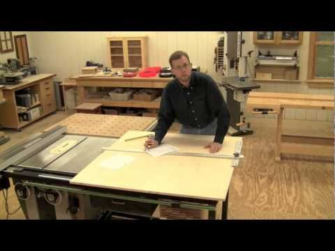 Using Cutting Diagrams for Woodworking