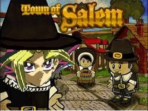 Town of Salem Stuff With Friends 2!!!!!