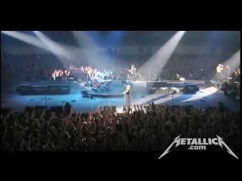 Metallica - Pre-show Ritual + Fun on Stage - Copenhagen, Denmark (2009-07-28)