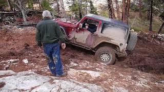 2017 Montana JEEP TRAIL: Judith River (middle Fork)