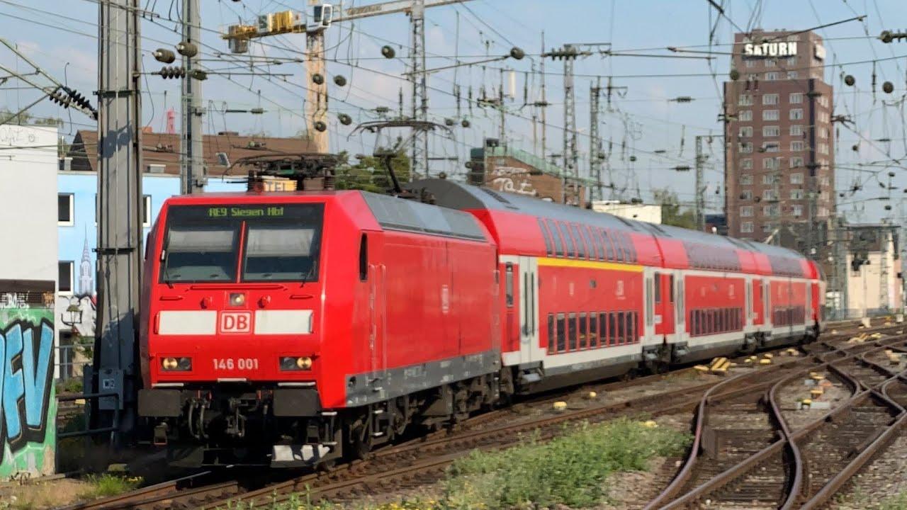Bahnverkehr Köln