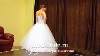 Платье Selection 1015 - www.modibride.ru Свадебный Интернет-магазин